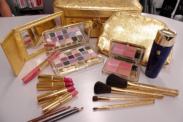 The Makeup Artist Professional Color Collection 2010 with Estee Lauder